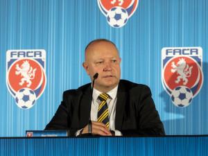 Fousek: Dalším cílem je postup na MS, nezapomínáme na problémy českého fotbalu