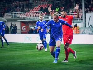 Policie v kauze ovlivňování fotbalových výsledků stíhá i Slavoj Vyšehrad