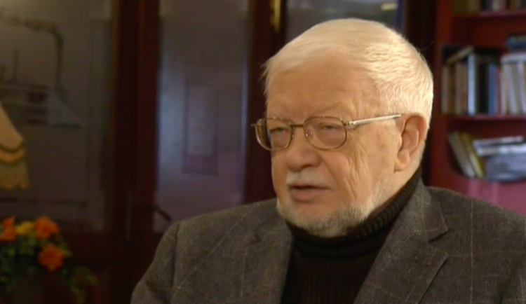 V 91 letech zemřel překladatel Miroslav Jindra