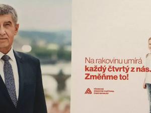 Opozice kritizuje distribuci brožury o prevenci s Babišem. S volbami to nemá nic společného, říká premiér