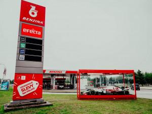 Čerpací stanice Benzina, lídr českého trhu, se postupně přejmenují na Orlen