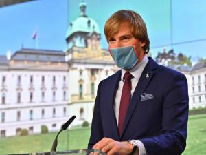 Adam Vojtěch je nejdéle sloužícím ministrem zdravotnictví