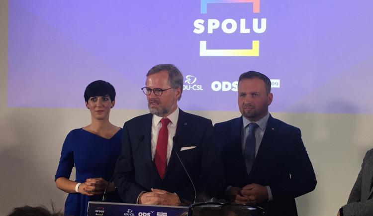 VOLBY 2021: Rozhodnuto. Koalice Spolu vyhrála volby, ANO končí druhé
