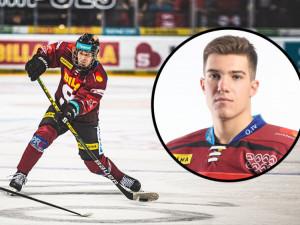 První Bulhar v extralize: Chci se živit hokejem a dostat se co nejvýš, říká Nino Tomov